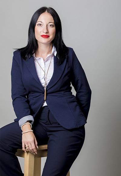 Angelika Rojo asesora inmobiliaria