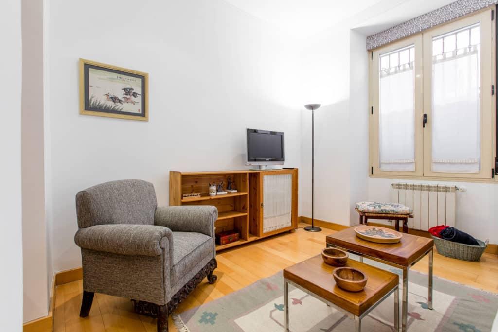 ejemplo vivienda aseoramiento inmobiliario calle Sombrereria