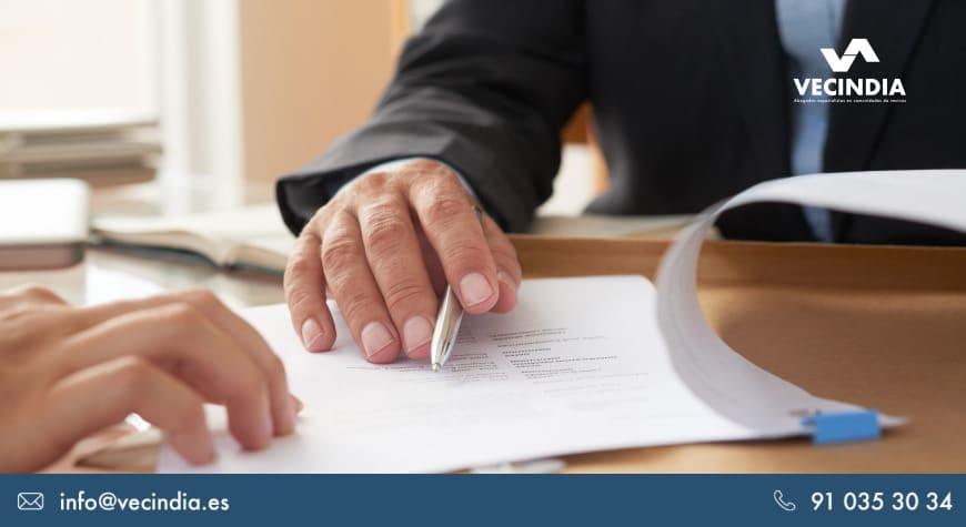 ¿Cómo rescindir un contrato de alquiler por el arrendador?